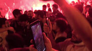Turkey: Besiktas fans celebrate through Istanbul's streets after dramatic last-day title win