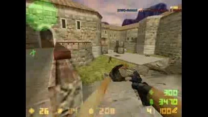 Counter Strike - Killing spree 3