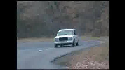 Lada 7 дрифт