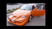 Ford Fiesta Тунинг