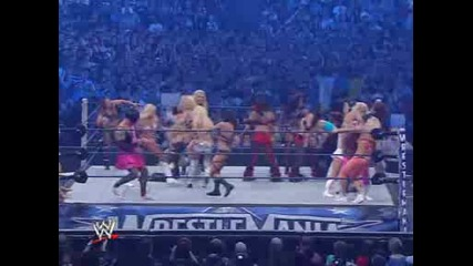 Wrestlemania 25th Anniversary: 25 Divas Battle Royal