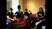 2009.10.26 - Buzznet Exc. - Th Talks Halloween & Female Artists