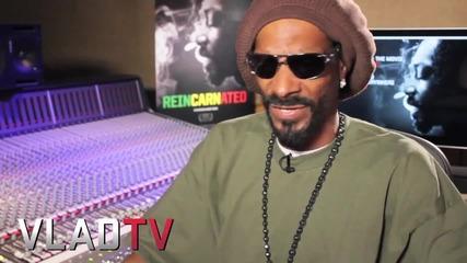 Snoop Dogg говори за работата на 2pac и за прогнозирането на смъртта си (казва много истини)