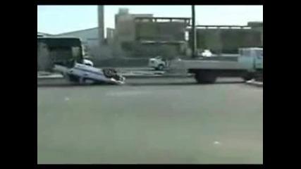 Ето така се дърпа кола