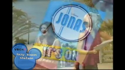 disney channel summer its on Jonas