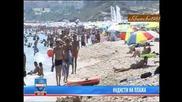 Голи мъже и жени на Плажа - Нудисти