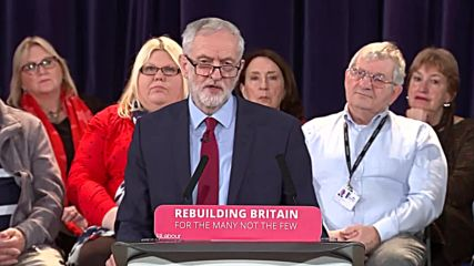 UK: 'This is a government in name only' - Corbyn after May's historic Brexit defeat
