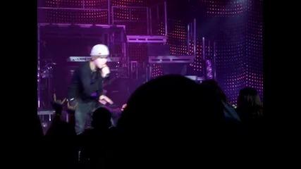 Justin Bieber - Las Vegas - Baby * (live) 24.07.2010