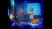 Music Idol 2 - Представянето На Нора 20.03