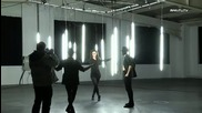 За първи път в сайта - Мария Илиева - I Like - Мейкинг на видео