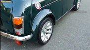 Rover Mini Cooper 40th Anniversary Limted 2000