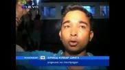 60 загинали, над 120 ранени при влаковата катастрофа в Индия
