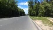 До Панчарево и обратно