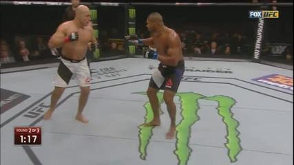 Junior Dos Santos vs. Alistair Overeem - 2015 - Full Fight Video Ufc