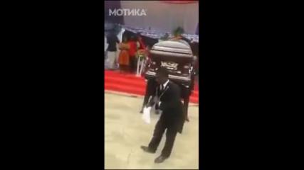Погребенията в Гана са истински спектакъл