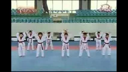 Korean Tigers Kid
