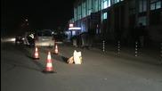 74-годишен пешеходец пострада тежко в Русе