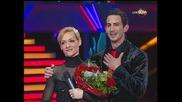 Dancing Stars - Албена Денкова и Калоян аржентинско танго (03.06.2014г.)