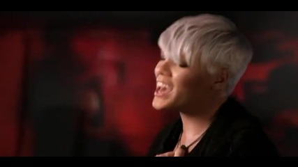 * P!nk - F**king Perfect * [ H D ]