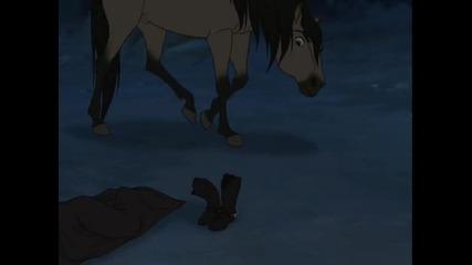 Spirit: Stallion of the Cimarron / Спирит (2002) ( Бг. аудио ) 1/2 Част