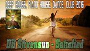 Db Stivensun - Satisfied ( Bulgarian Deep House, Dance, Club 2016 )