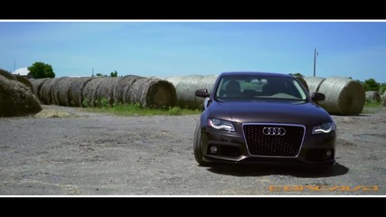 Страхотно Audi A4 by Concave Wheels