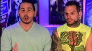 The Hardy Boyz - Ice Bucket Challenge