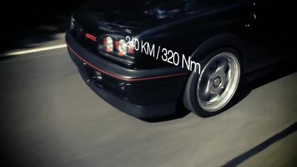 Нечовешки - Golf 3 Gti 20