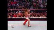 Wwe - Raw Ренди Ортън срещу Шон Майкълс ( откъс ) ( B G Audio )