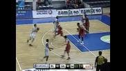 """Тежка загуба за """"Рилски спортист"""" от """"Галил Гилбоа"""" със 79:104  в Балканската лига"""