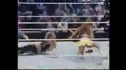 Trish And Mickie Vs Candice And Victoria