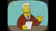 Семейство Симпсън - Хоумър се маскира като саламандър С17е06 19.02.10