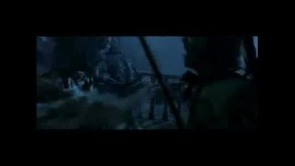 Карибски Пирати - Проклятието на Черната Перла Част 6 ( Бг Аудио )
