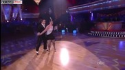 Dancing With The Stars Us - Чарлстон - Kelly & Louis