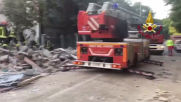 Italy: Three dead as building collapses in Italy's northeast