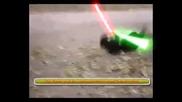 Star Wars - джедай vs сит
