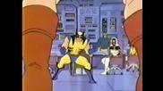 Спайдър - Мен и Невeроятните му Приятели / Х - Мен в битка с Булдозера