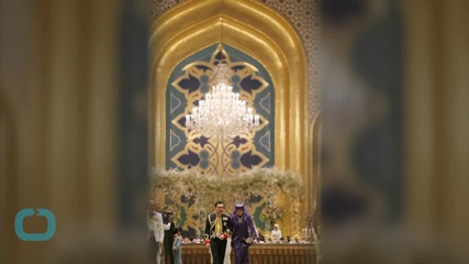 The Sultan of Brunei's Son Just Had the Most Lavish Wedding of the Century
