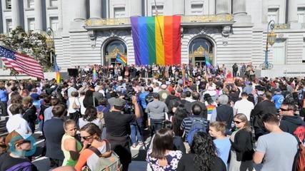 Supreme Court Ruling Makes Pride Parades Historic, Jubilant