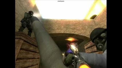 Counter Strike Source Got High ( garrys mod )