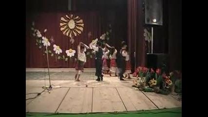 Народен танц
