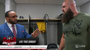 MVP approaches Braun Strowman with a suggestion: Raw, May 10, 2021