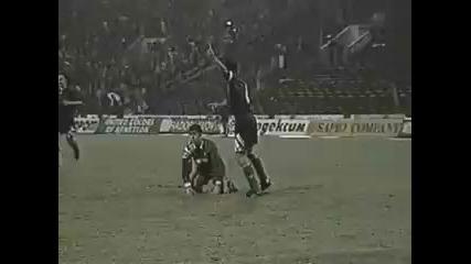 Левски - Цска 0:2 - 3:2 Шампиони 93