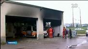 Центърът за спешна помощ в Русе на косъм от взрив