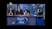 Music Idol 3 - Уникалният Методи От Градския Хор 10.03.09