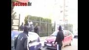 Протест на Вмро срещу Свидетели на Йехова-бургас