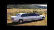 Mercedes Benz W140 Pullman Limousine