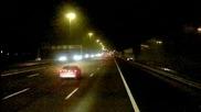 По тъмно в Холандия - /моста на Ротердам/ - Night in Netherlands /rotterdam Bridge/