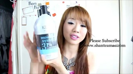 Hair Products review 2011- Part 1 -kendra and Morocanoil-