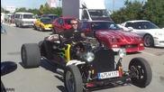 550 Hp Ford T Hot Rod в София !